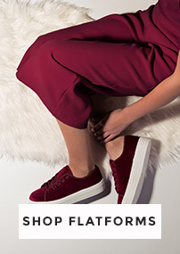 shop womens flatform shoes at schuh
