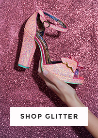 shop women's glitter shoes from Irregular Choice and more at schuh