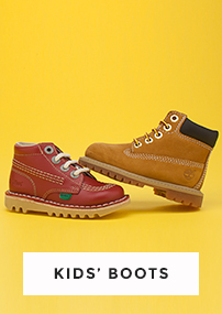 shop boys and girls boots from Kickers, Timberland and more at schuh kids