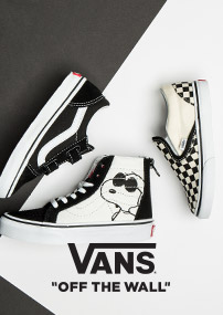shop kids' vans at schuh - with styles including the old skool, classic slip & many more