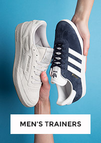 view our huge selection of men's trainers at schuh with brands including reebok & adidas