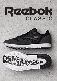 shop the latest men's reebok trainers at schuh including the classic leather
