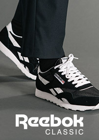 shop reebok trainers at schuh