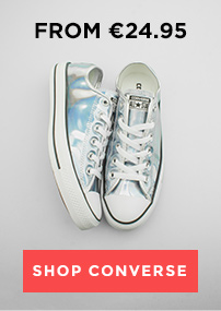 shop sale converse trainers from prices from €24.95