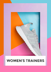 shop women's trainers including brands such as adidas at schuh