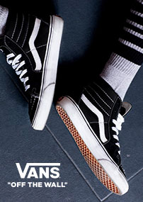 shop mens, womens and kids vans trainers at schuh