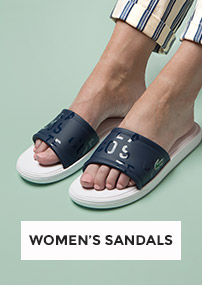 get summer ready - shop women's sandals at schuh with brands including lacoste, birkenstock & more