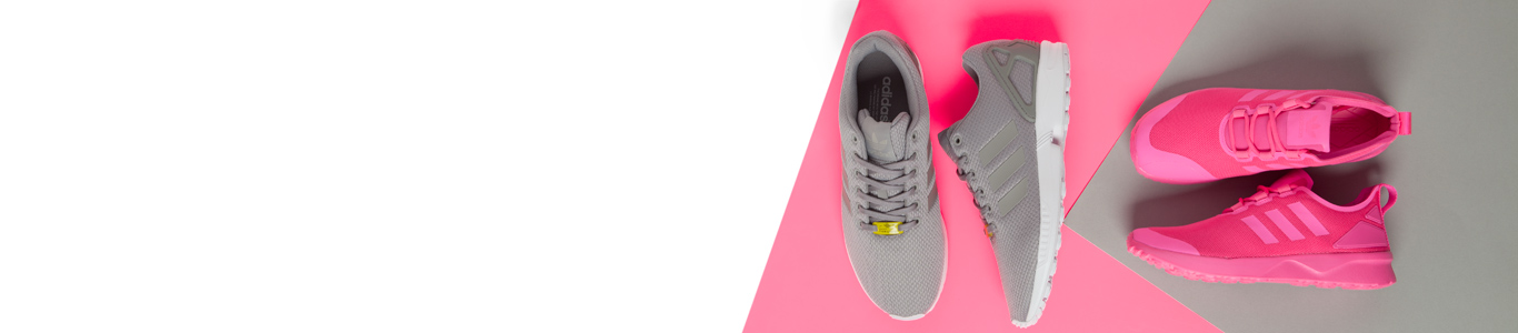 shop womens and mens adidas ZX Flux trainers at schuh