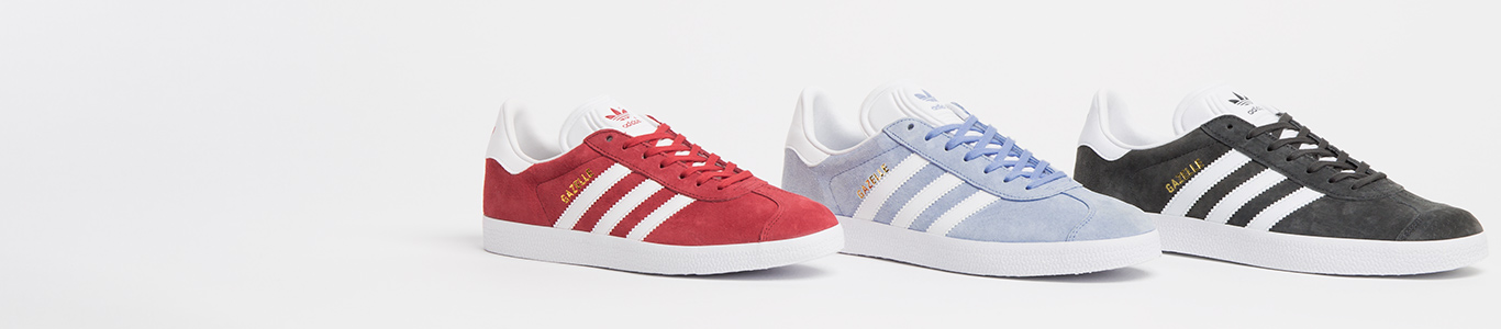 shop all mens and womens adidas Gazelle trainers at schuh
