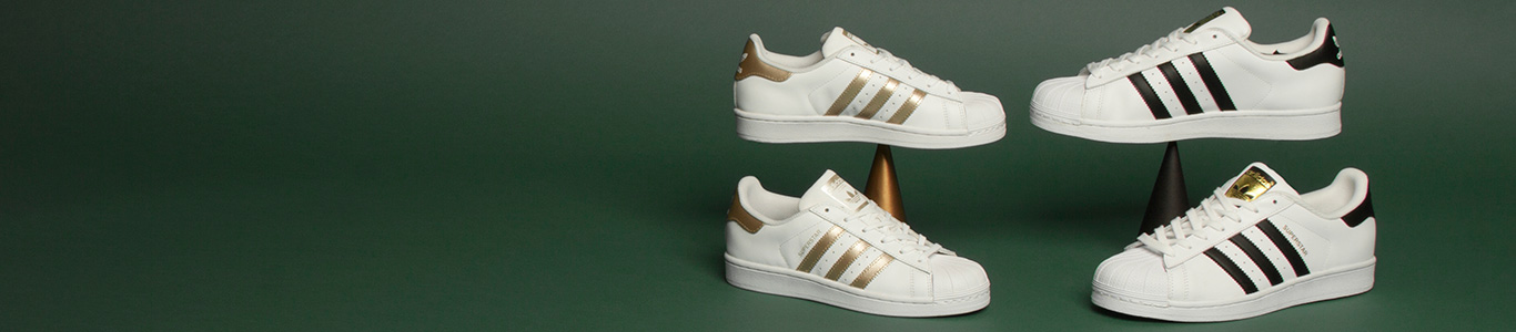 shop all adidas Superstar trainers at schuh