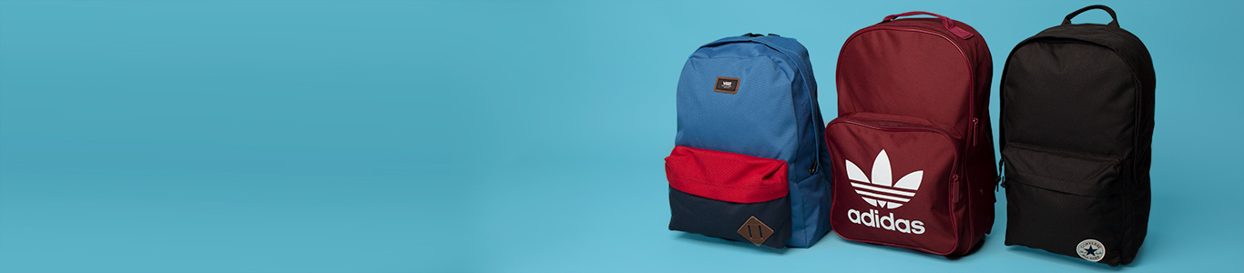 shop our full range of kids' school bags from vans, adidas, converse and more at schuh