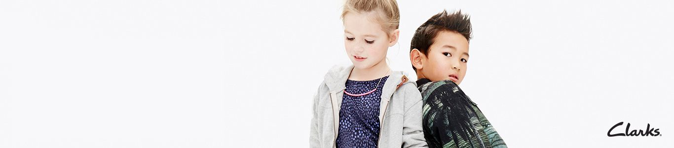 shop all boys and girls Clarks shoes and boots at schuh kids