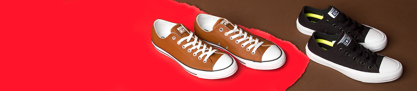 shop all Converse sale trainers at schuh and choose from the Converse All Star, Chuck II & more