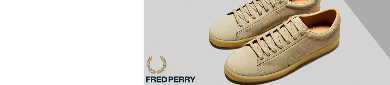 shop our range of men's and women's fred perry shoes including the spencer suede crepe at schuh