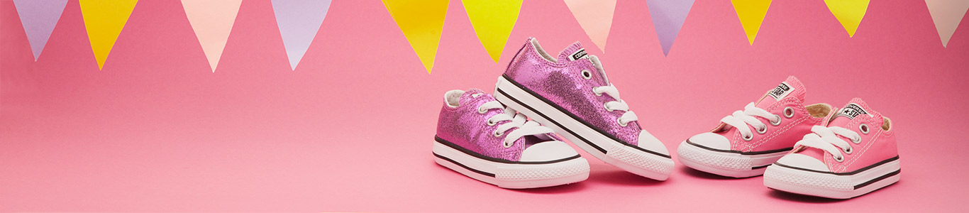shop girls shoes at schuh kids from Converse and more