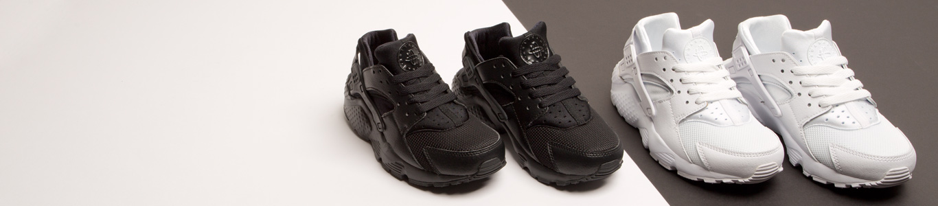 shop all Nike Huarache trainers at schuh