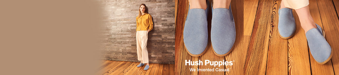 shop ladies hush puppies shoes, boots and sandals at schuh