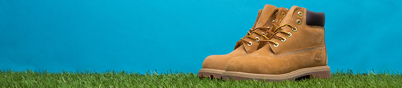 shop girls and boys boots at schuh with brands including timberland
