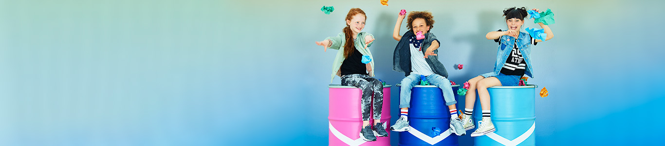shop our full range of kids' new in as seen in our latest kids campaign at schuh