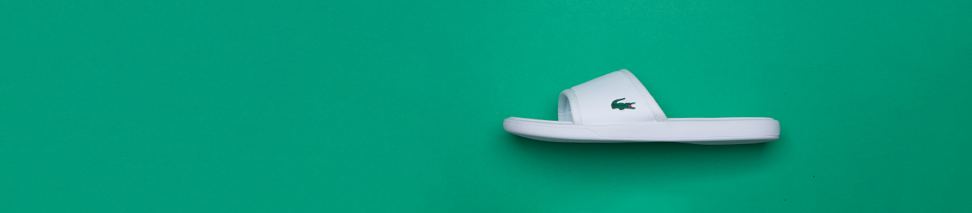 shop men's, women's & kids' lacoste shoes including the l.30 slide at schuh