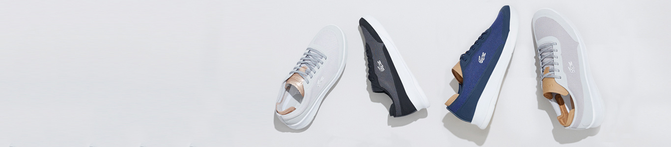 shop mens, womens and kids lacoste trainers including the LT spirit at schuh