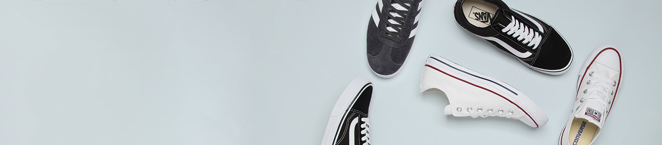 shop the hottest shoes right now for men, including the vans old skool, adidas gazelle & more at schuh