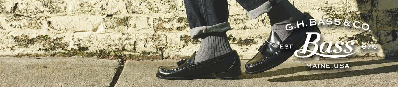 shop mens gh bass loafers and formal shoes and more at schuh