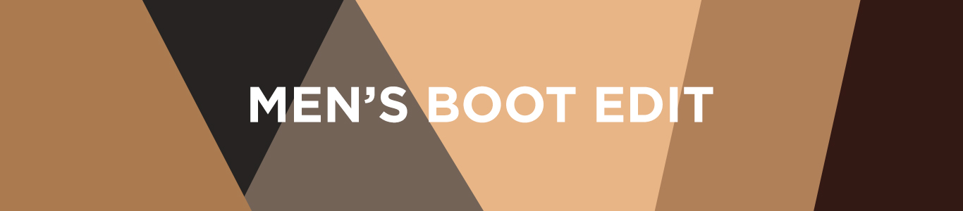 check out the a/w men's boot edit for a great range of men's boots including chelsea, chukka boots & more at schuh