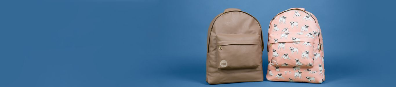shop all Mi Pac backpacks at schuh and choose from the Classic and more