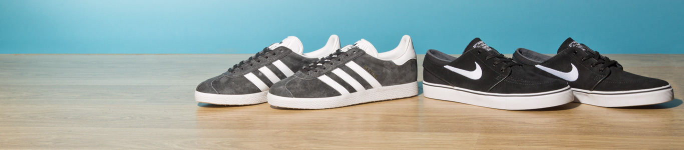 shop mens trainers at schuh and choose from adidas Nike SB & more