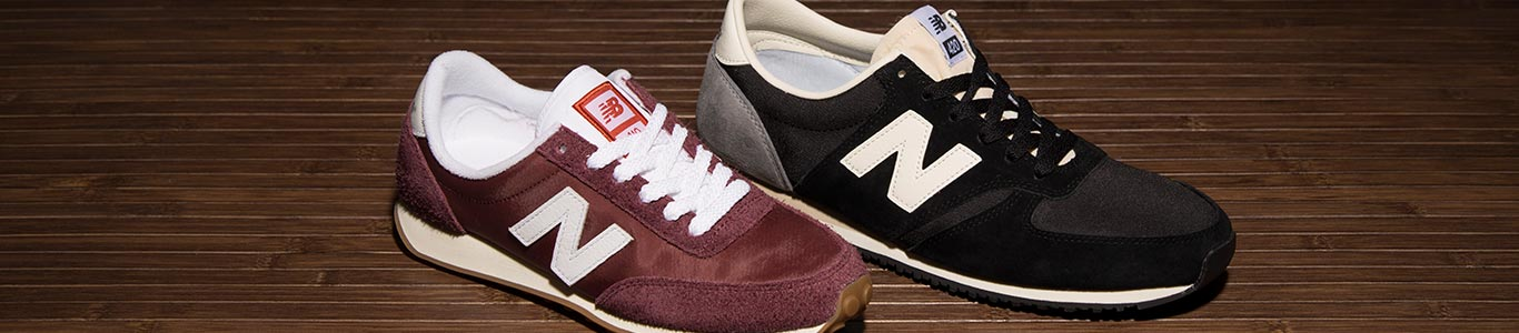 shop mens, womens and kids new balance trainers at schuh