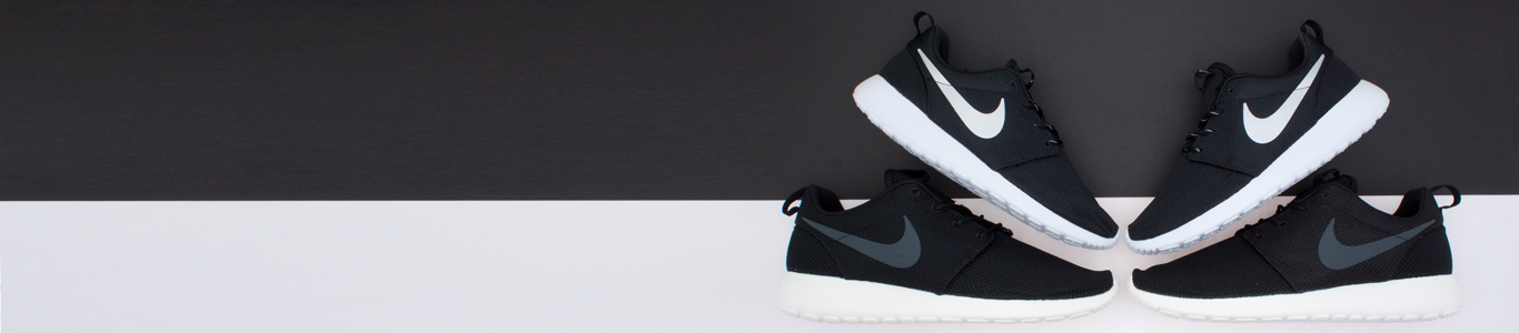 shop womens mens and kids Nike Roshe trainers at schuh