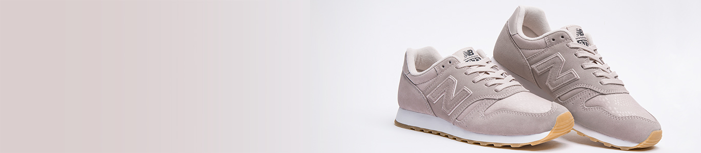 shop our range of women's pale pink shoes and trainers including the new balance 373 at schuh