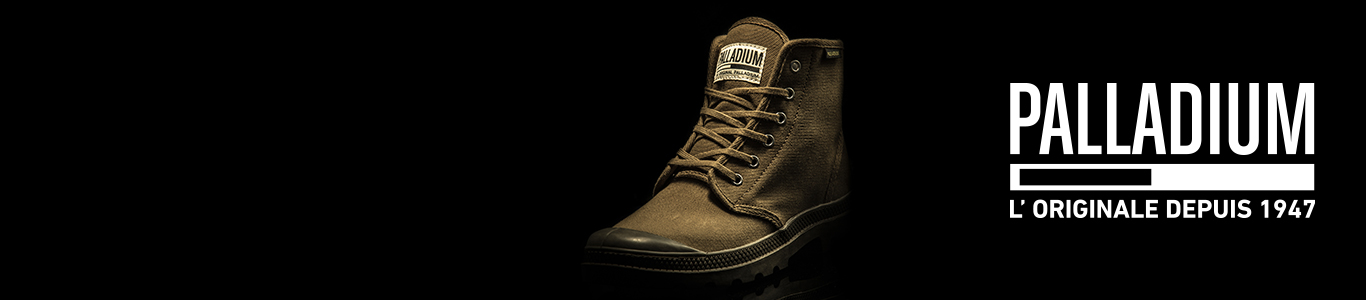 shop mens palladium boots including the pampa hi l'oringinale at schuh