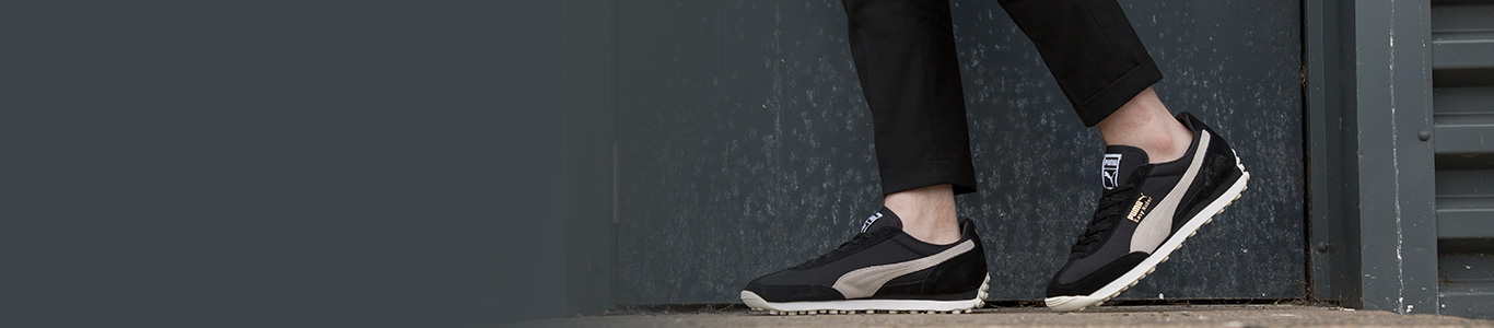 shop our range of men's and women's puma trainers including the easy rider at schuh