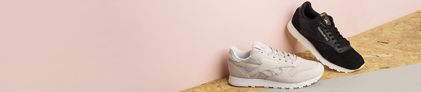 shop our range of men's, women's and kids' reebok including the classic leather at schuh