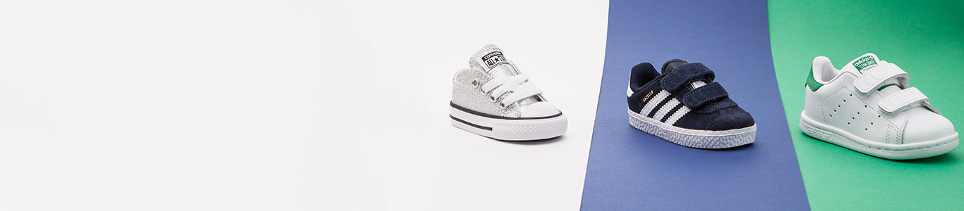 shop kids toddler shoes including converse and adidas at schuh