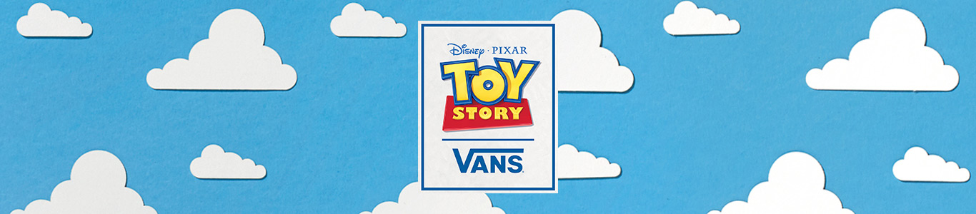 shop the Vans X Toy Story collection here at schuh and choose from trainers, bags & more