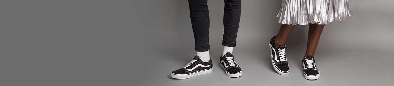 shop our range of men's and women's vans old skool trainers at schuh