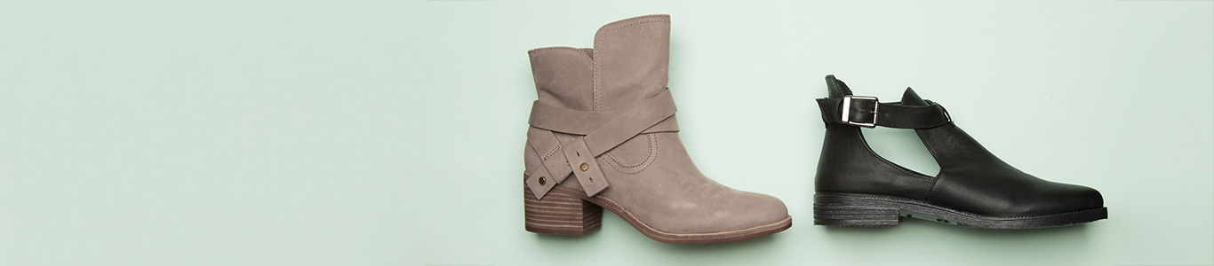 shop our range of women's ankle boots at schuh