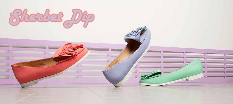 see the spring/summer 14 collection at schuh >>