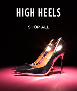 shop women's high heels at schuh