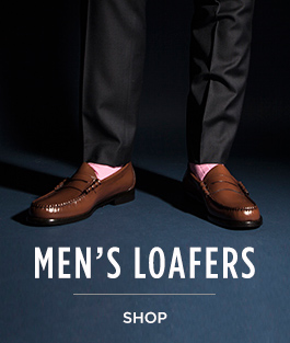 shop mens loafers at schuh
