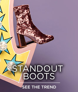 shop all womens standout boots at schuh and choose from Missguided & more