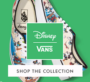 shop Disney Vans at schuh with the Vans Disney collection