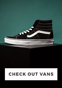 shop our full range of women's vans including the sk8-hi at schuh