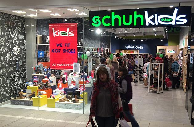 Shoe Stores Belfast