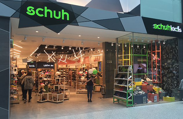 Romford/Romford Liberty Centre schuh store