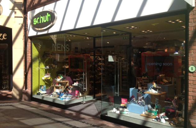 Shoe Shops Carlisle