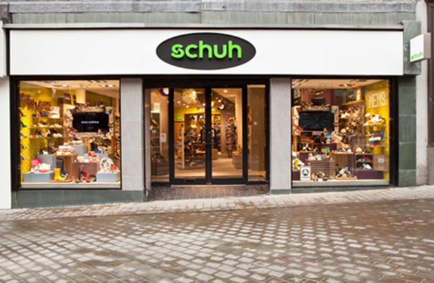 schuh leeds briggate one of our many shoe shops